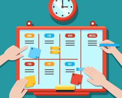 Time Management Skills & Goal Setting